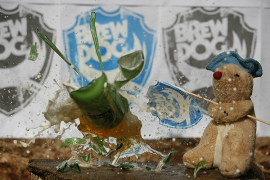 the winner of the 2011 BrewDog Photo Competition is...
