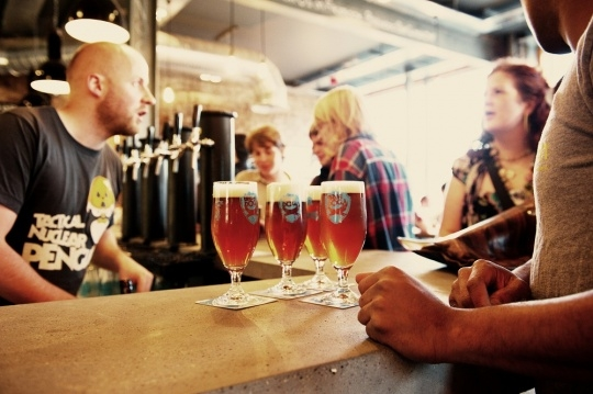 5 places you won't find a BrewDog bar