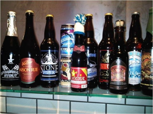Christmas Eve Focus Group: Should we sell other beers on our online shop?