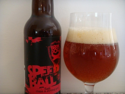 SPEEDBALL DA BREWDOG