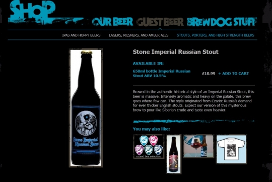 Guest Beers Now Live on www.brewdog.com