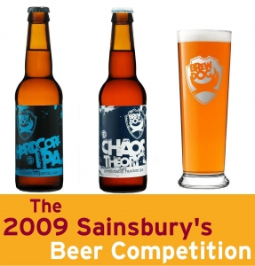 BrewDogs Rock out Sainsbury&#039;s 2009 Beer Competition
