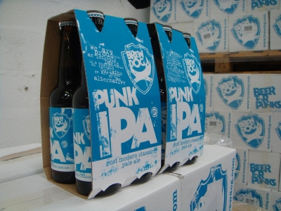 Behold the Punk 4 Pack