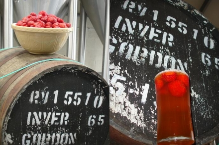 Strawberry and Whisky Cask Mayhem........