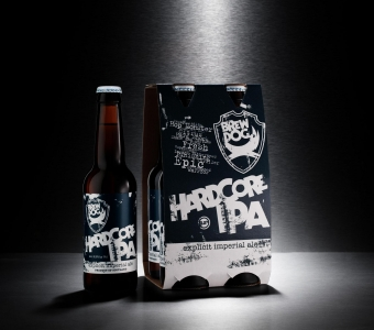 Hardcore IPA now available in Sweden!