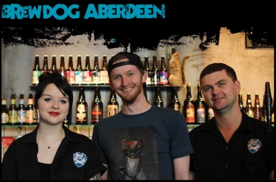 BrewDog Aberdeens 1st Birthday