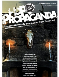 Hop Propoganda - Our New Trade Newsletter!