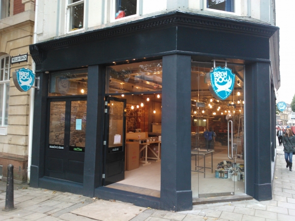 BrewDog Bristol Opens Saturday 27th October