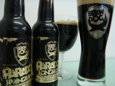 Cool Glassware and new Paradox editions