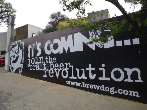 BrewDog Goes Global