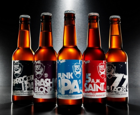 Shape BrewDog's Future Beer Range
