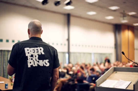 BrewDog re-invents the AGM