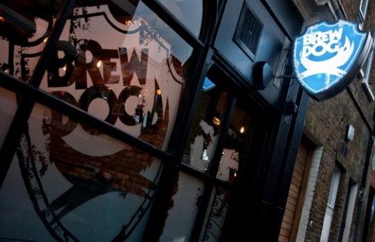 Brewing arrives at BrewDog Camden - 15th April IS BrewSunday! 