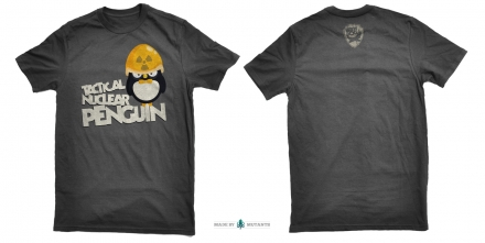 Tactical Nuclear Penguin T-shirts