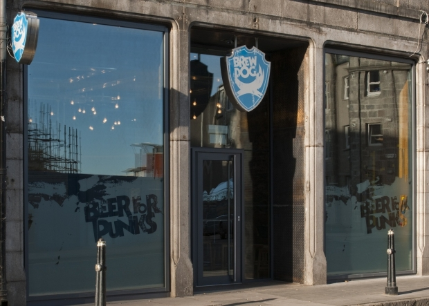 Meet The Customers: BrewDog Aberdeen