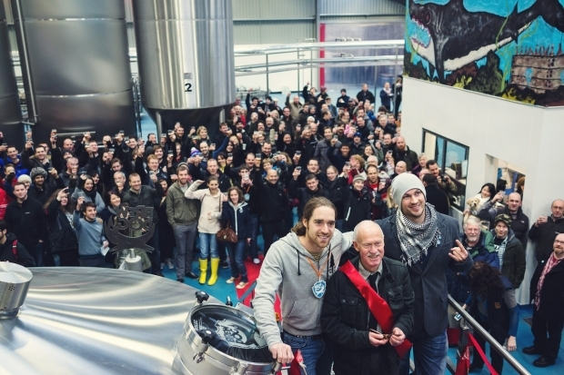 BrewDog's 2013 AGM and the Equity Punk Brew Day