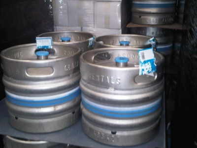 Craft Beer in Kegs