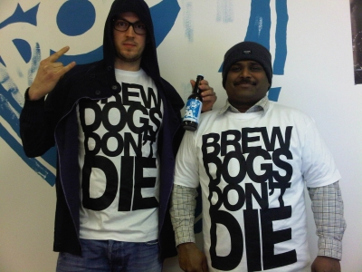 BrewDog's Don't Die