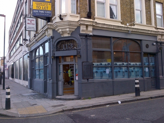 Update on BrewDog Camden