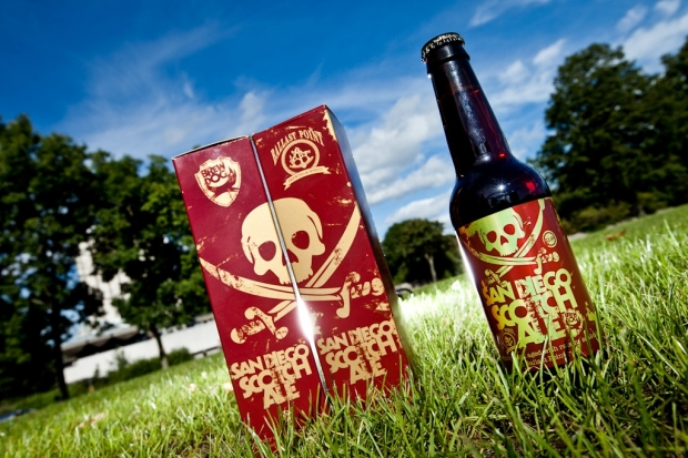 San Diego Scotch Ale: Launches in all BrewDog Bars Wednesday 12th September