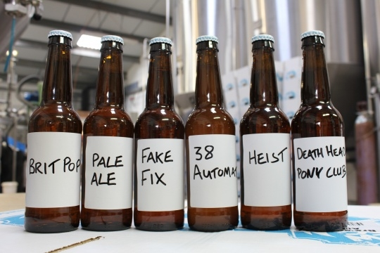 Help Name BrewDog's New Pale Ale!