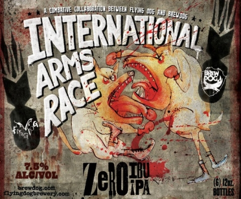 International Arms Race: Flying Dog v BrewDog