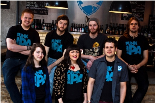Meet the BrewDog Camden Team