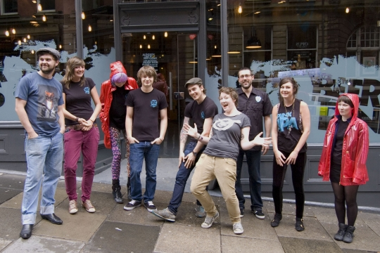 Meet the BrewDog Newcastle Team