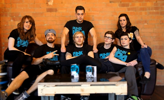 Meet the BrewDog Nottingham Team