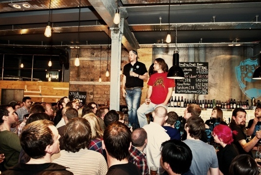 The 2012 BrewDog AGM