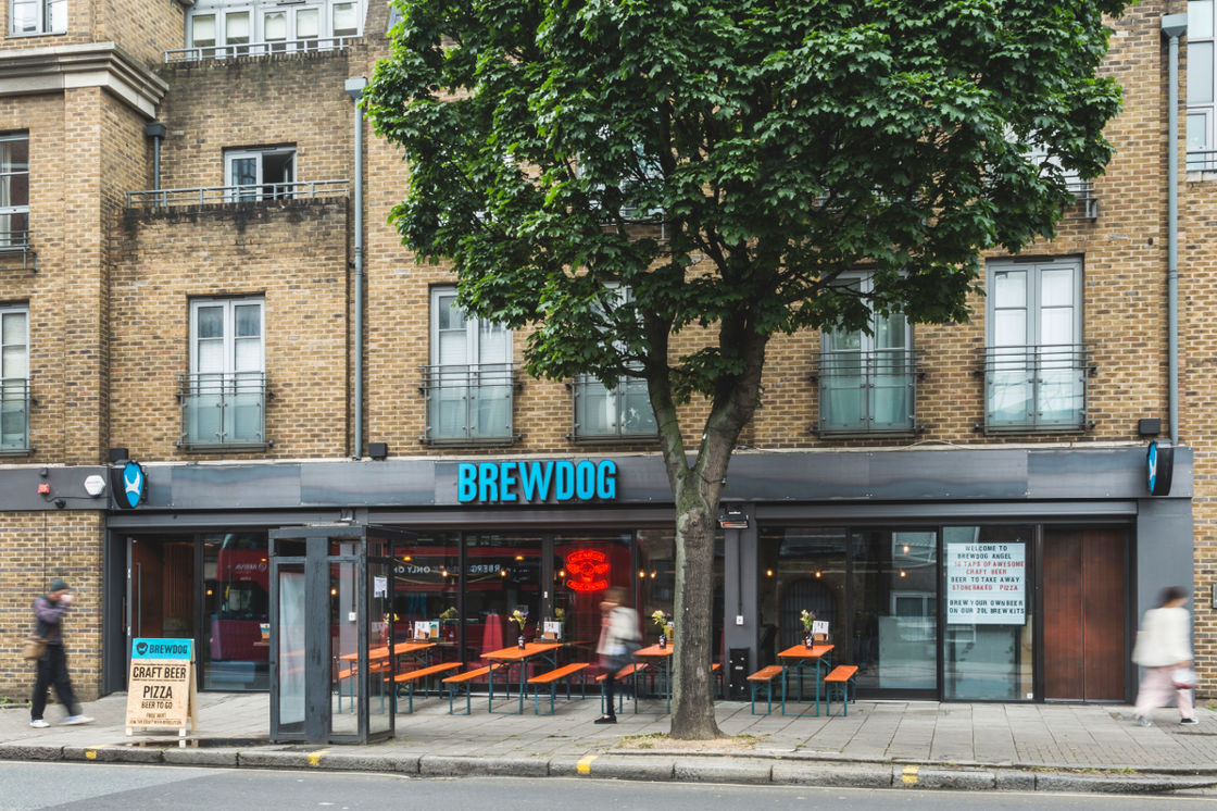 BREWDOG ANGEL IS OPEN