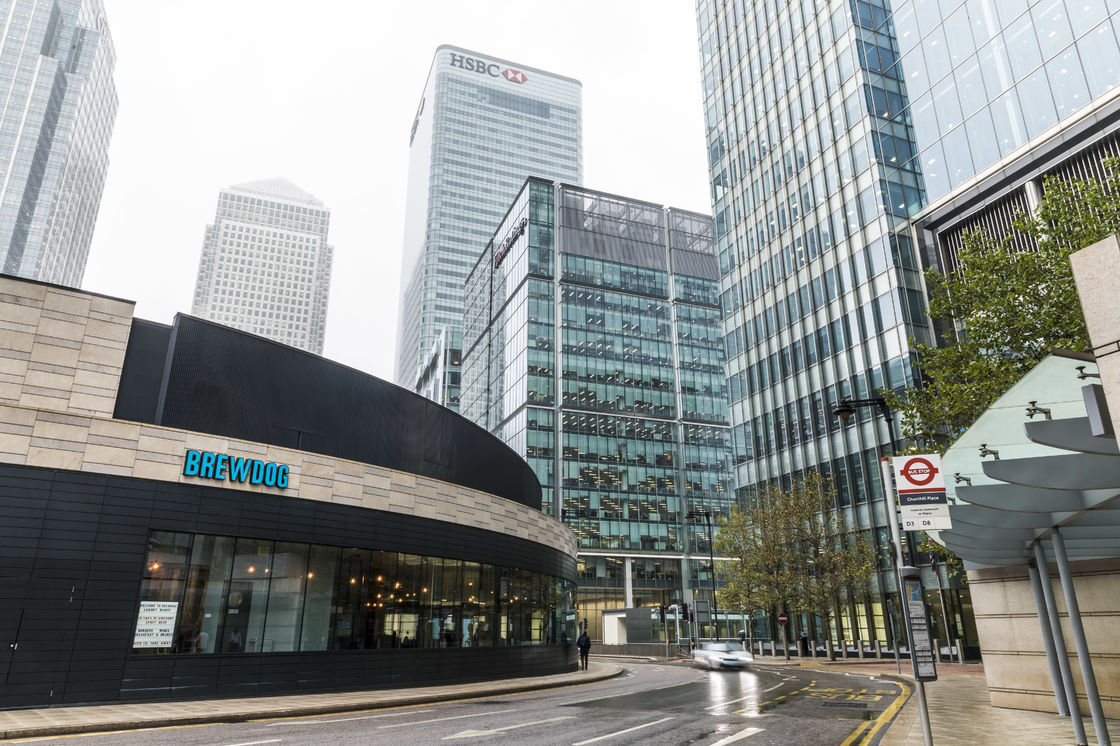 HOP STOCK: BrewDog opens Canary Wharf beer bar with FTSE fluctuating beer prices, and Bitcoin payments