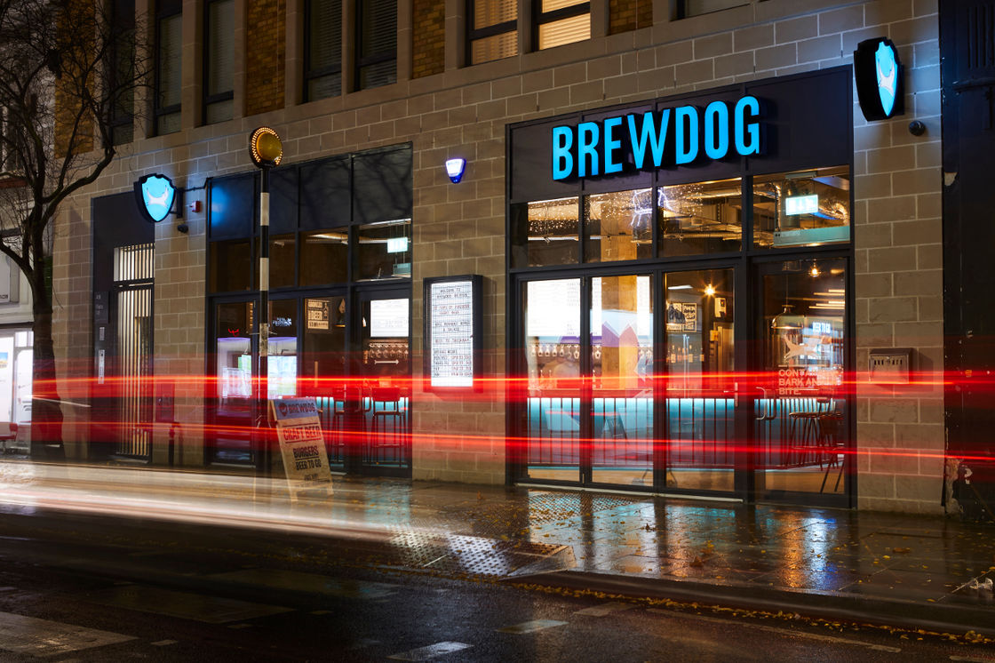 BREWDOG BRIXTON IS HERE