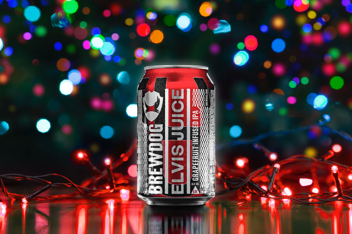 BREWDOG'S CHRISTMAS PAIRING GUIDE
