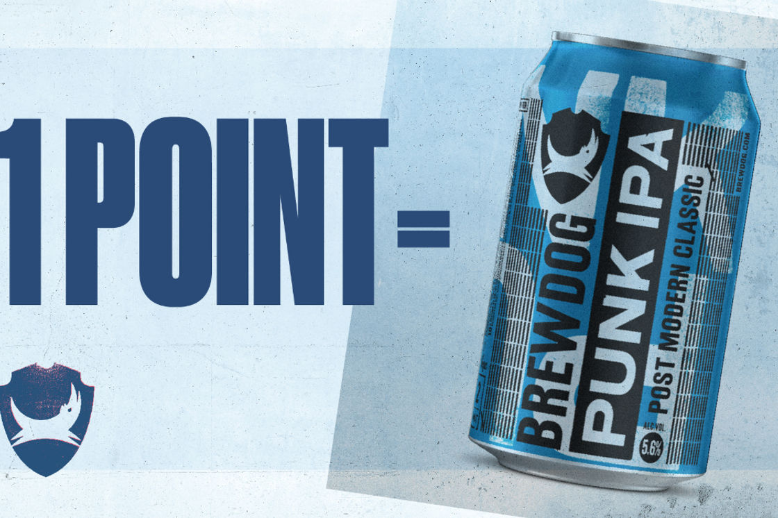 ONE POINT ONE PUNK – FIVE DAYS TO GO!