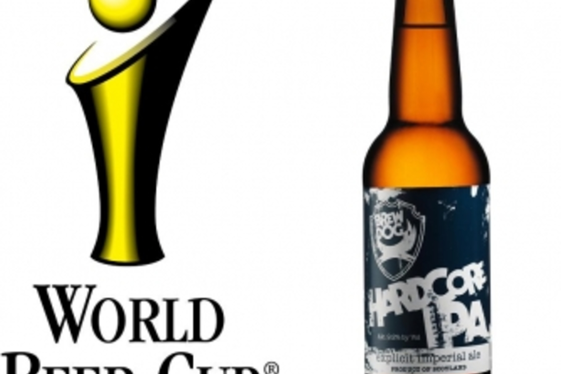 Hardcore IPA wins Gold at the 2010 World Beer Cup