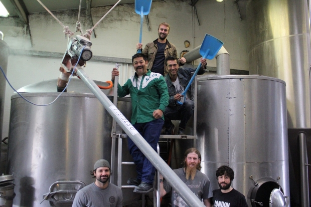 Beavertown brews with BrewDog: Launch Event 31st January at BrewDog Shoreditch