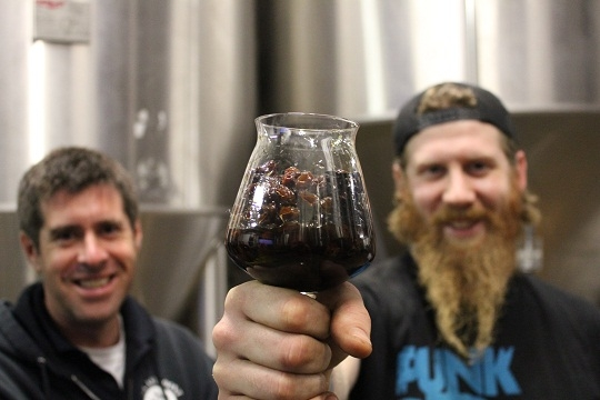 Brewing with Ballast Point