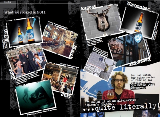 Top BrewDog Tweets of 2011