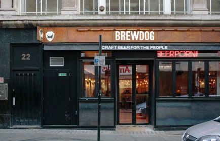 Brewdog Londres