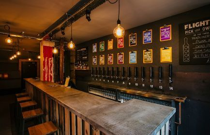 WE HAVE WANTED TO OPEN A BREWDOG BAR IN YORK FOR SOME TIME U2013 AND NOW,  INSIDE THE FAMED WALLS, WE HAVE THE PERFECT SITE.