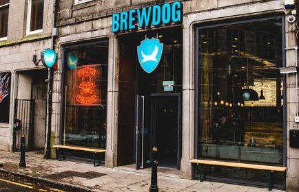 Brewdog Aberdeen Craft Beer Bar Aberdeen