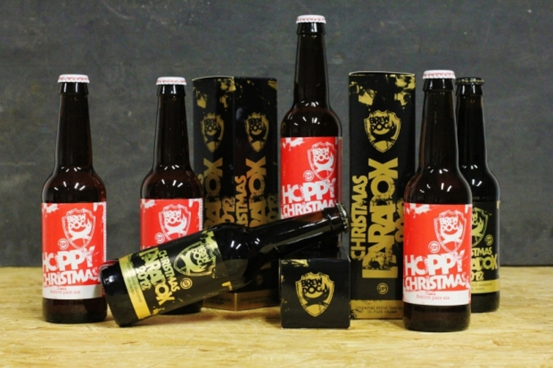 The Christmas Beers of 2012