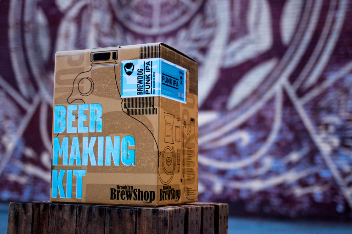 PUNK IPA BEER MAKING KITS - BrewDog