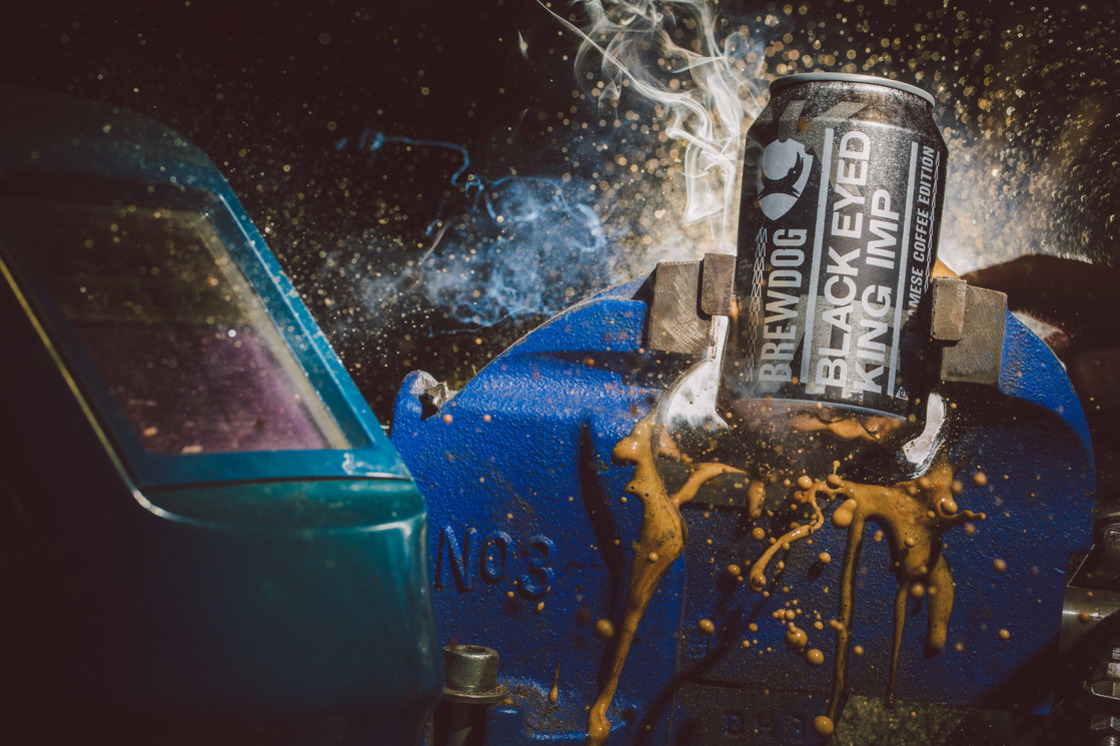 WORLD'S STRONGEST CANNED ALE: BREWDOG UNLEASHES 12.7% ABV CANNED BREW ON CRAFT BEER FANS