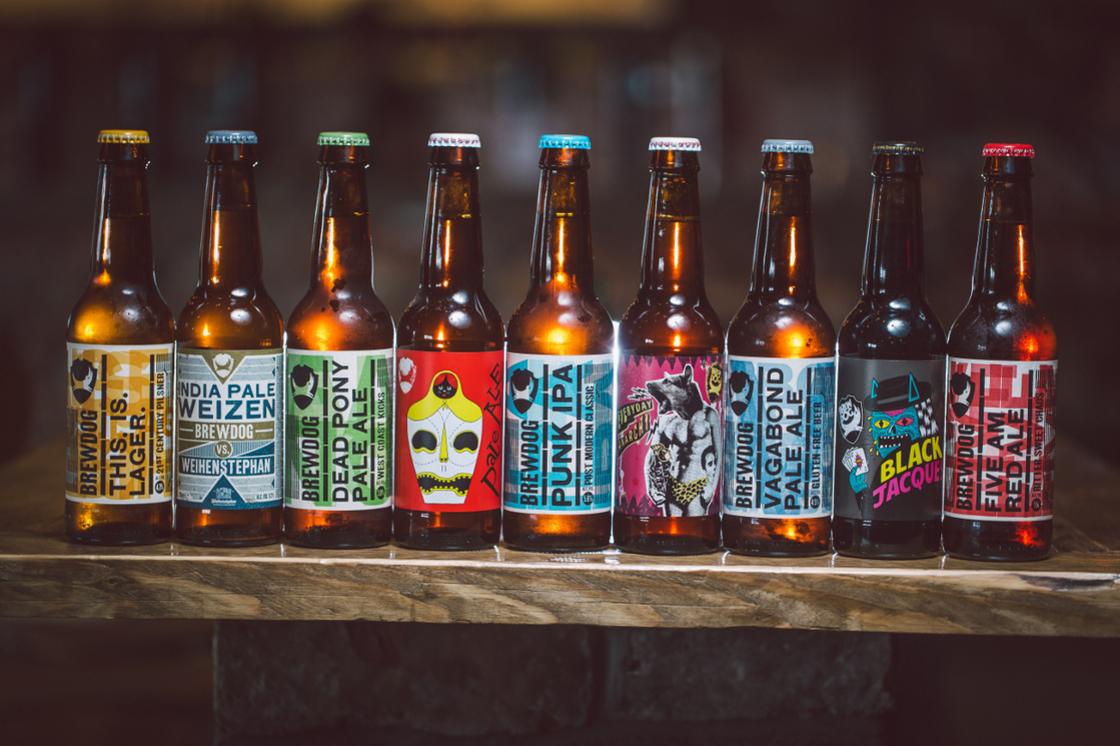 brewdog beers for 2016 brewdog