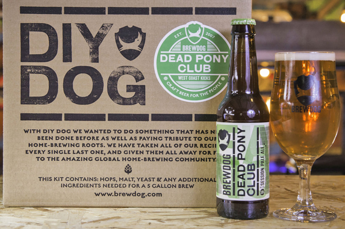 Dead Pony Club DIY Dog Pack