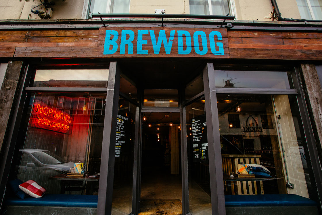 BREWDOG YORK OPENS TODAY!