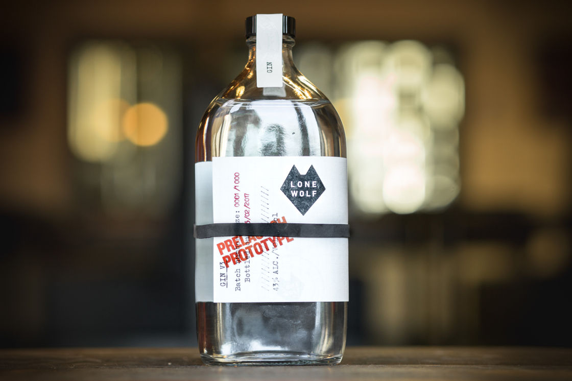 LONEWOLF GIN V3 - OUT NOW