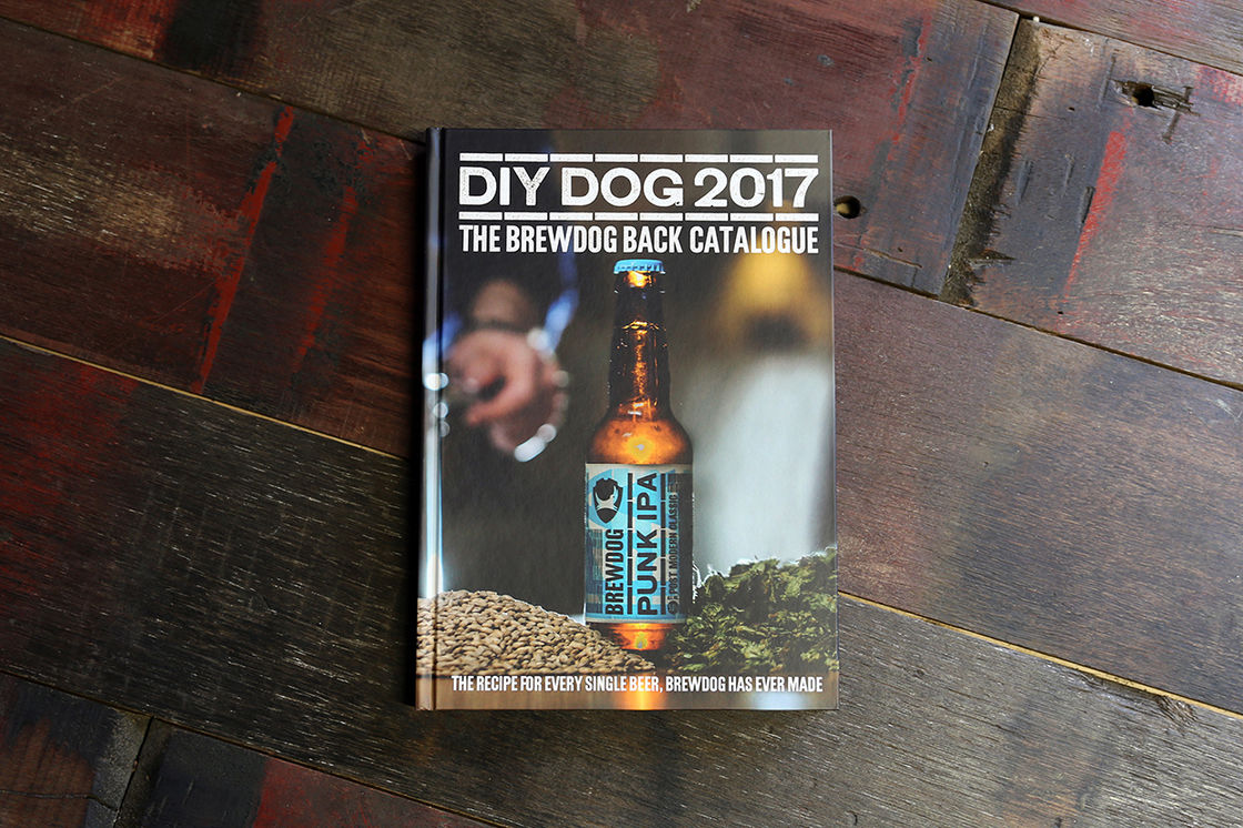 OUT NOW: DIY DOG THE BOOK